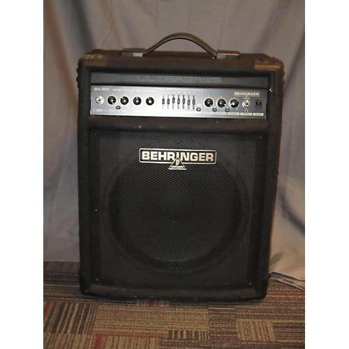 Behringer Ultrabass BXL1800 180W 1x12 Bass Combo Amp