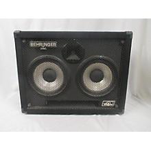Behringer Ultrabass Ba210 2x10 Bass Cabinet