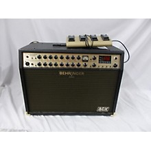 Behringer Ultracoustic ACX1000 Acoustic Guitar Combo Amp