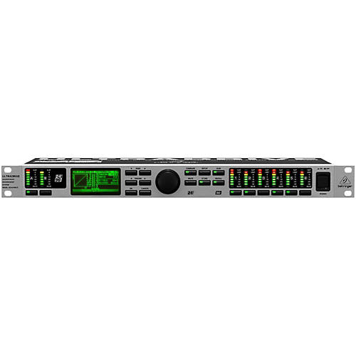 Behringer Ultradrive DCX2496LE Loudspeaker Management
