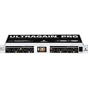 behringer ultragain pro mic2200 guitar center. Black Bedroom Furniture Sets. Home Design Ideas