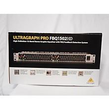 Behringer Ultragraph Pro FBQ1502HD Equalizer