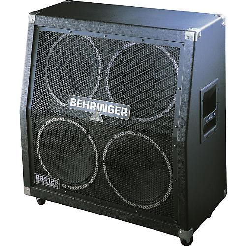 Behringer Ultrastack BG412S 4x12 Stereo Cab with Jensen Speakers