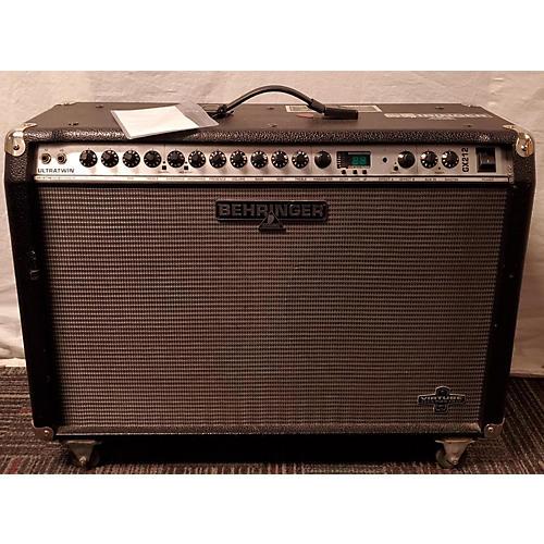 Behringer Ultratwin Gx212 Guitar Combo Amp