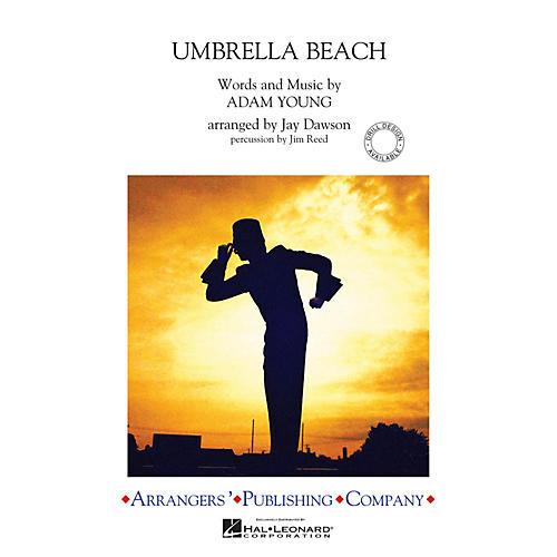 Arrangers Umbrella Beach Marching Band Level 3 by Owl City Arranged by Jay Dawson