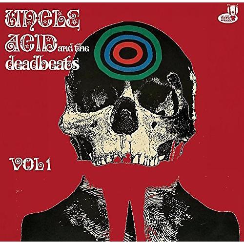 Alliance Uncle Acid and the Deadbeats - Vol 1 (Red Vinyl)