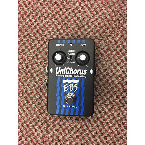 EBS UniChorus Analog Bass Effect Pedal