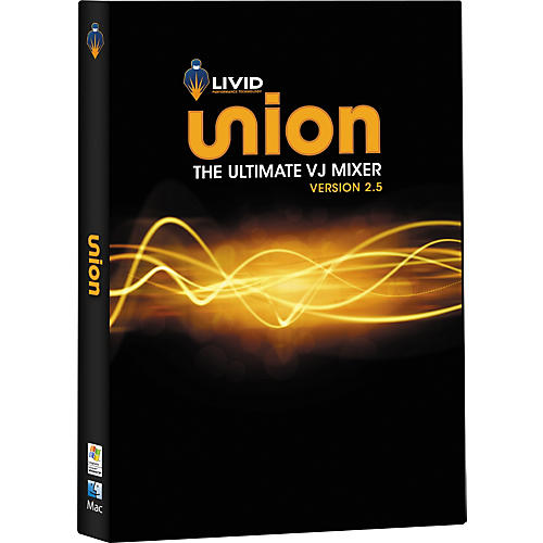 Livid Union v2.5 Video Mixing Software