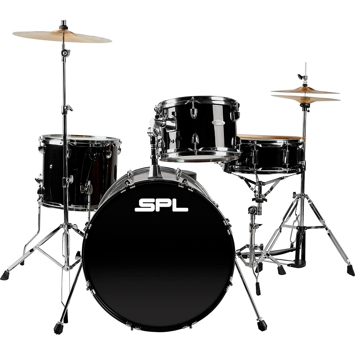 Sound Percussion Labs Unity 4-Piece Drum Set with Hardware