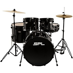 sound percussion labs unity 5 piece drum set with hardware cymbals and throne guitar center. Black Bedroom Furniture Sets. Home Design Ideas