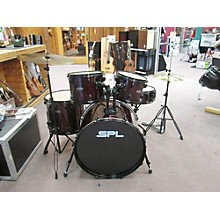 Sound Percussion Labs Unity 5pc Drum Set W/Hardware & Cymbals Drum Kit