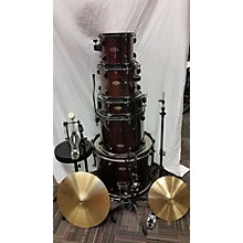 Sound Percussion Labs Unity 5pc W/cymbals And Hdwr Drum Kit