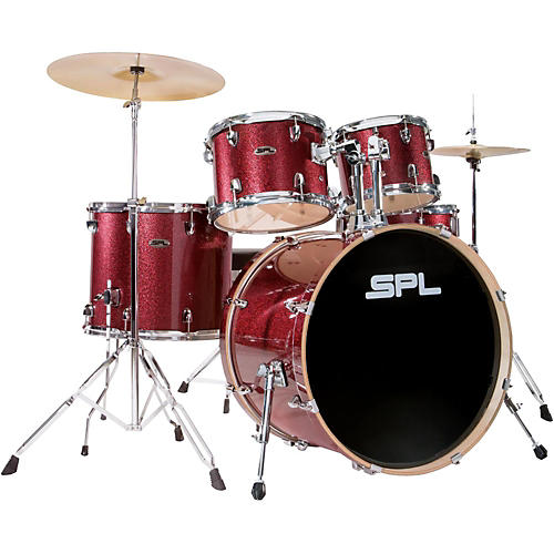 Sound Percussion Labs Unity Birch Series 5 Piece Complete Drum Set