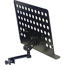 Stagg Universal Clamp-On Music Stand Level 1 Large