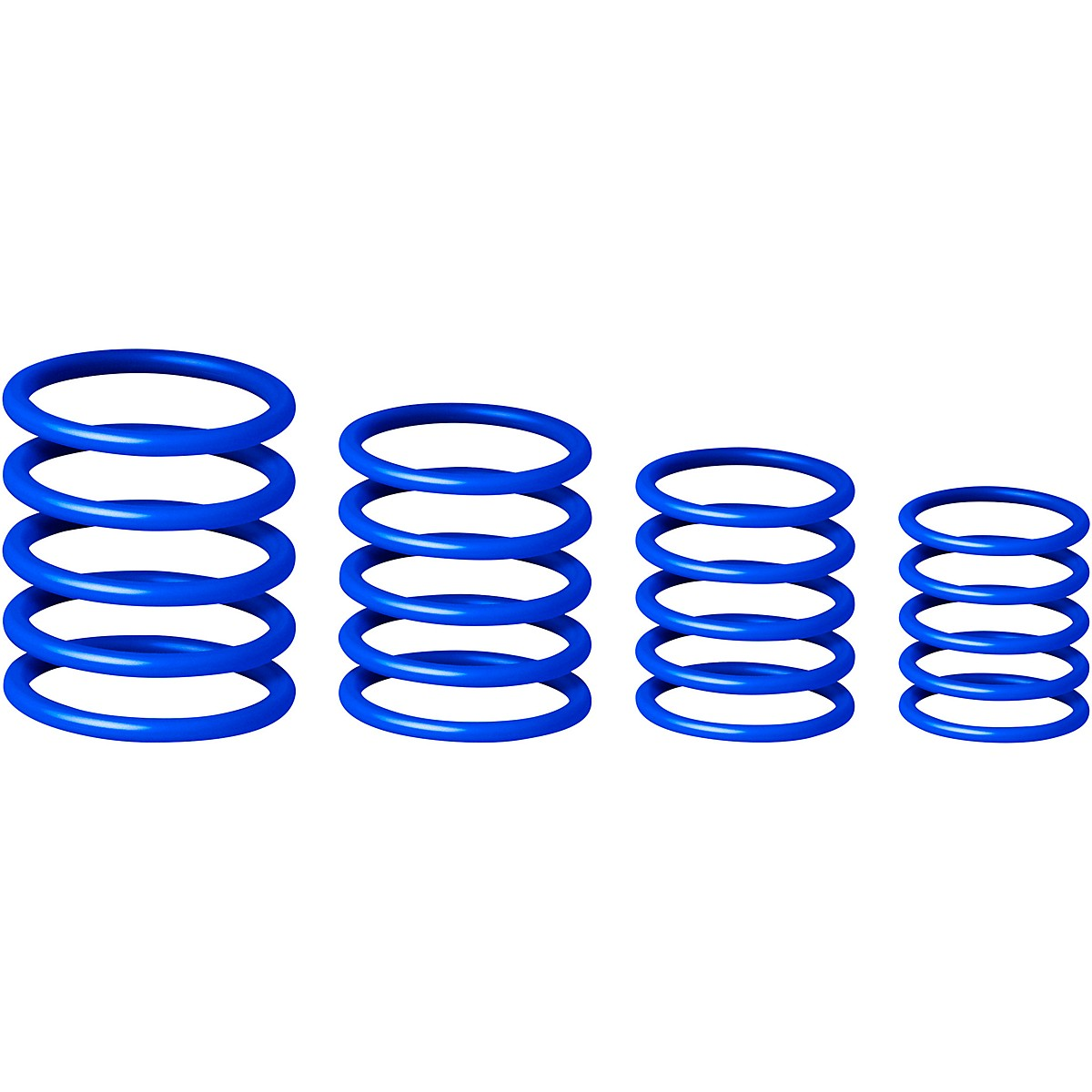 Gravity Stands Universal Gravity Ring Pack - Deep Sea Blue