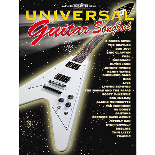 Alfred Universal Guitar Songbook