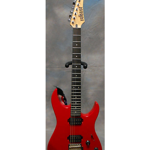 Yamaha Unknown Candy Apple Red Solid Body Electric Guitar