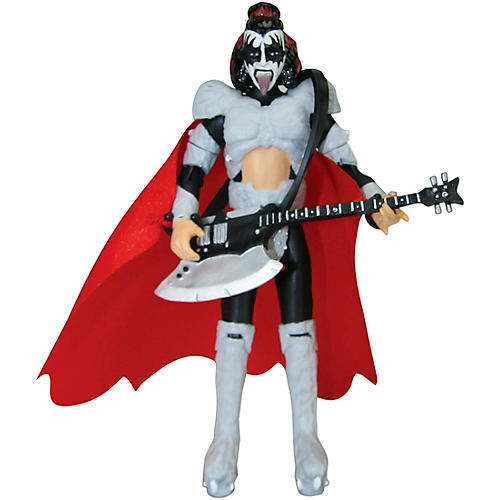 KISS Unmasked The Demon 3 3/4-Inch Action Figure Series 3