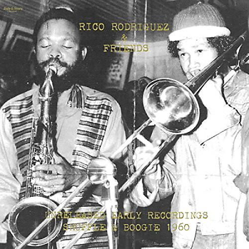 Alliance Unreleased Early Recordings: Shuffle And Boogie 1960