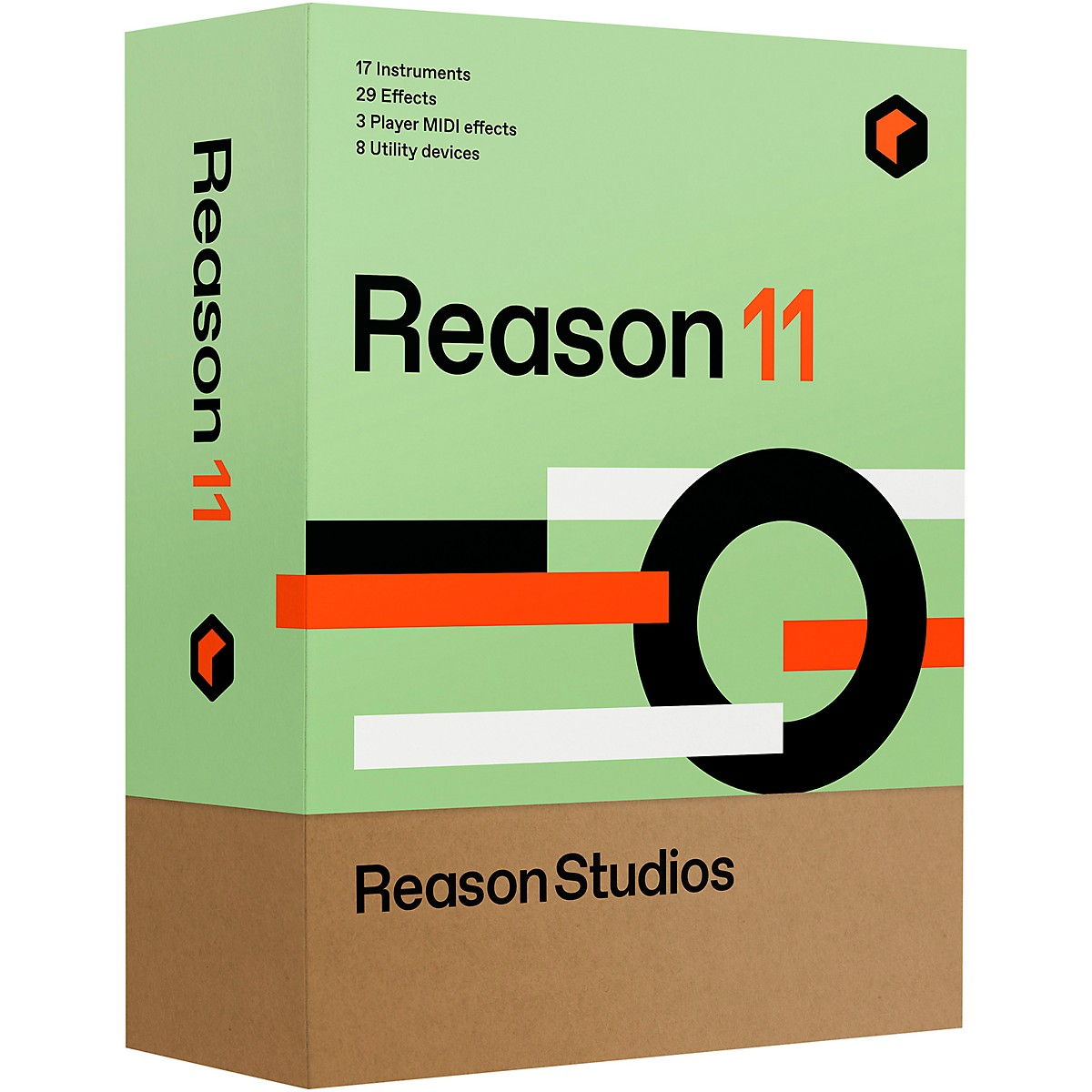 Reason Studios Upgrade to Reason 11 (Boxed)
