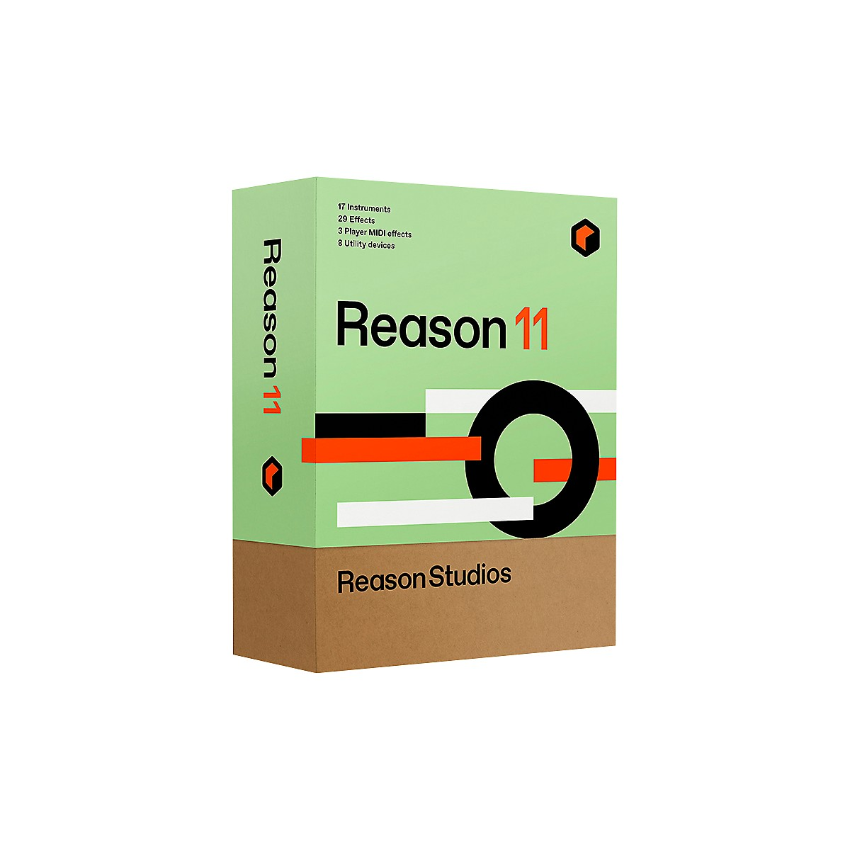 Reason Studios Upgrade to Reason 11 for Intro/Essentials/Adapted/Ltd/Lite owners (Download)