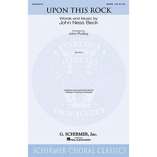 G. Schirmer Upon This Rock IPAKO