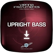 Vienna Instruments Upright Bass Standard Library