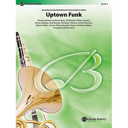 BELWIN Uptown Funk Grade 2 (Easy)