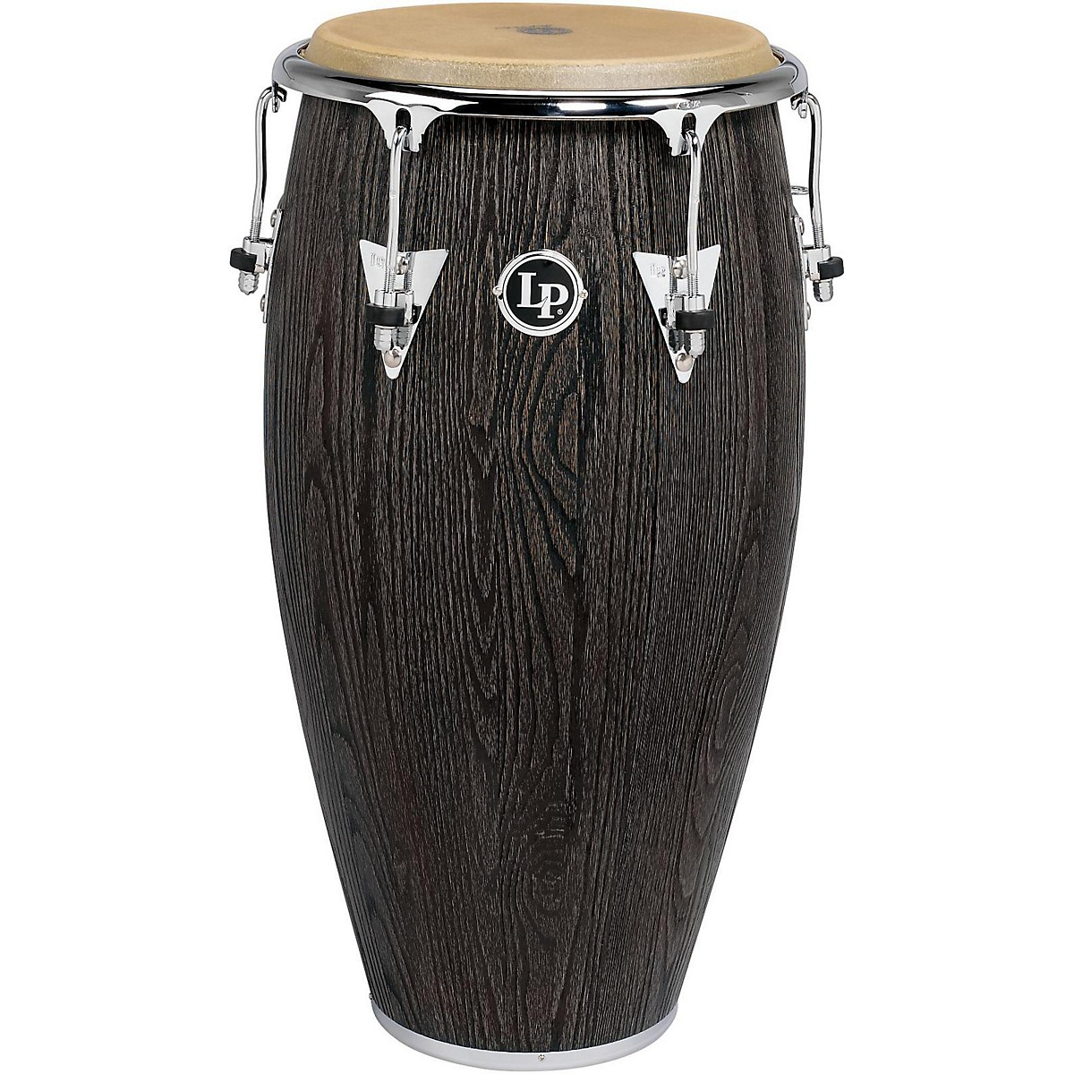 LP Uptown Series Sculpted Ash Conga Drum Chrome Hardware