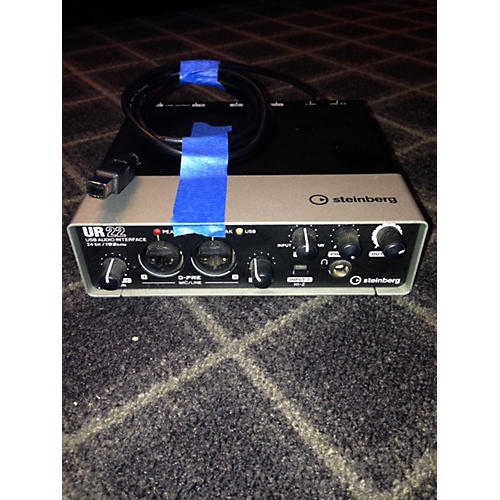 Steinberg Ur22m Audio Interface