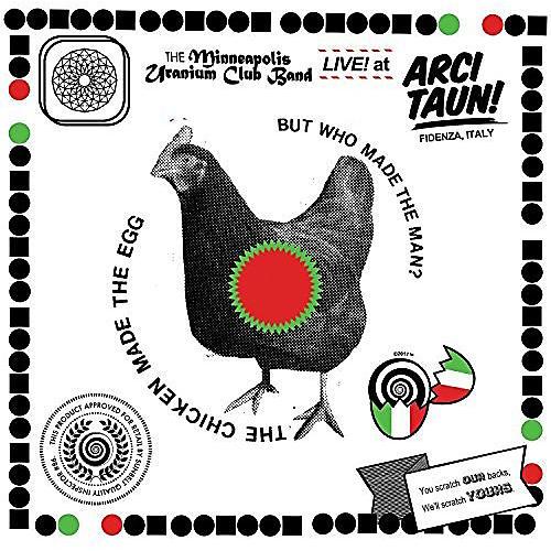 Alliance Uranium Club - Live At Arci Taun