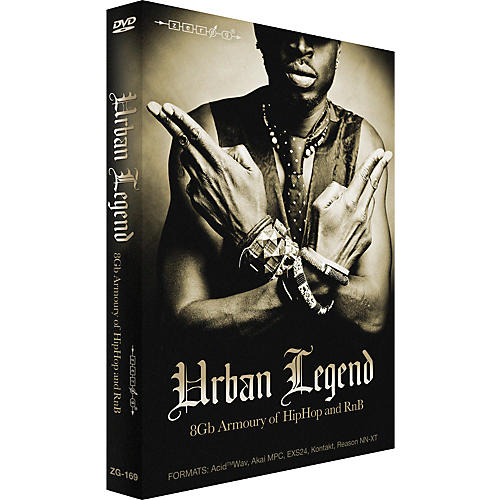 Zero G Urban Legend
