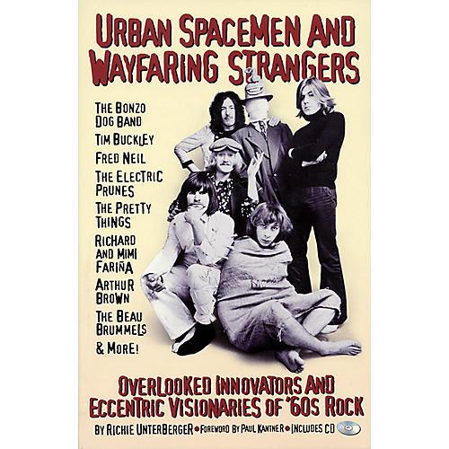 Backbeat Books Urban Spacemen and Wayfaring Strangers Book Series Softcover Written by Richie Unterberger