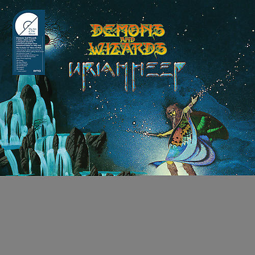 Alliance Uriah Heep - Demons & Wizards