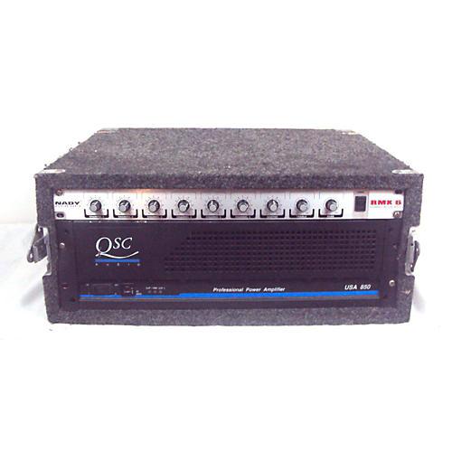QSC Usa 850 Guitar Power Amp