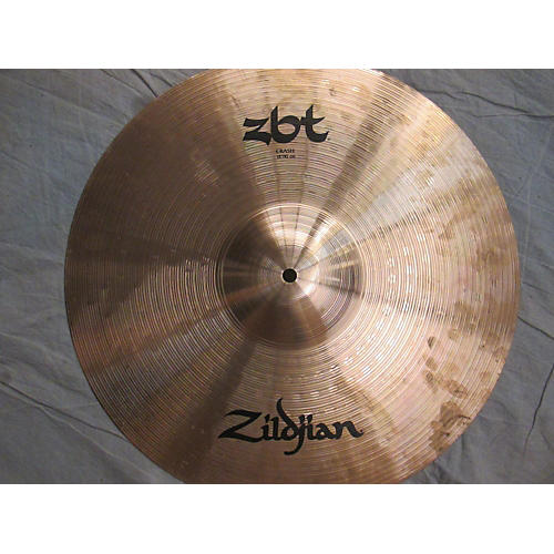 In Store Used Used 18 18in ZBT Cymbal