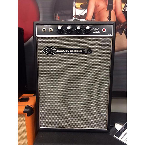 In Store Used Used 1960's Checkmate CM-17 1960's Checkmate CM-17 Guitar Combo Amp