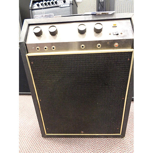 In Store Used Used 1960s Sears Guitar Amp With Reverb And Tremolo Guitar Combo Amp
