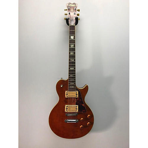 In Store Used Used 1970s Atlas Singlecut Burst Solid Body Electric Guitar