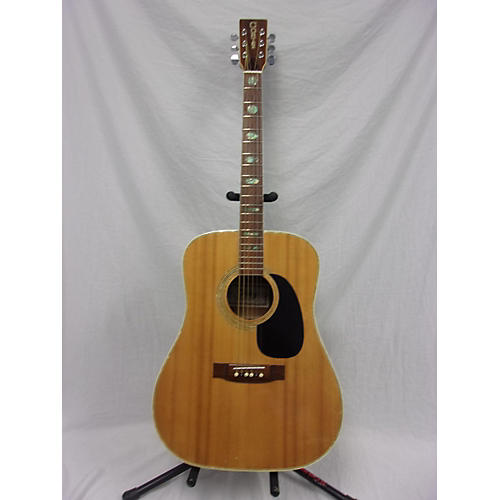 In Store Used Used 1970s CORTEZ J6000 Natural Acoustic Guitar