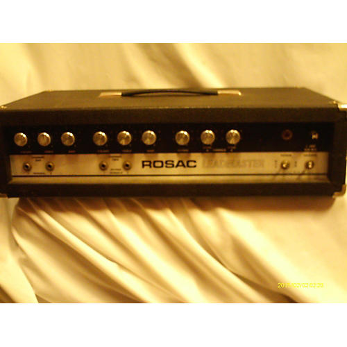 In Store Used Used 1971 Rosac Leadmaster Solid State Guitar Amp Head