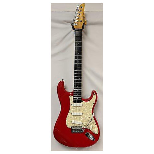 In Store Used Used 1980s BLADE R3 Red Solid Body Electric Guitar