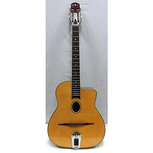 In Store Used Used 1980s WOOD LAND BY HOSCO WM-400 Natural Classical Acoustic Guitar