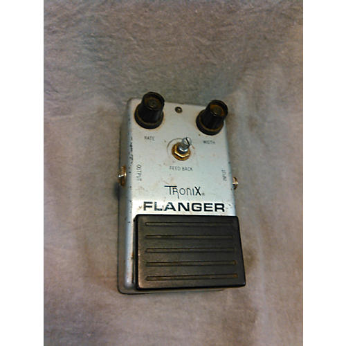 In Store Used Used 1986 Tronix Flanger Effect Pedal