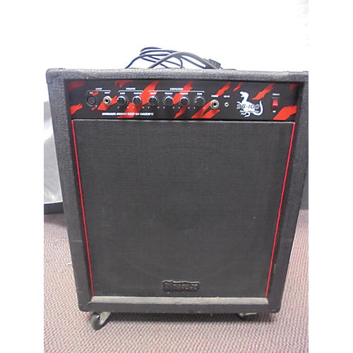 In Store Used Used 1990s DINOSAUR DB100 Bass Combo Amp