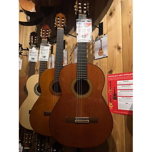 In Store Used Used 1993 Dauphin DS35 Hazy Gloss Classical Acoustic Guitar