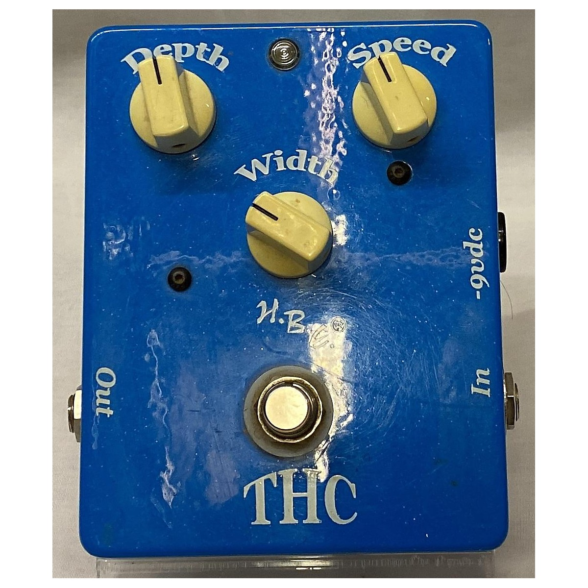 In Store Used Used 1999 HBE THC Effect Pedal