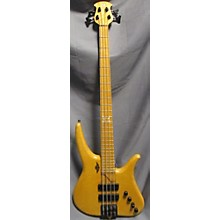 Used 2000 Surine Quest Natural Electric Bass Guitar