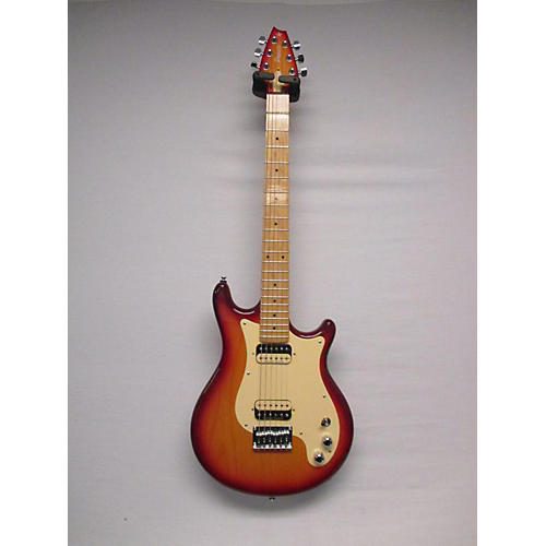 In Store Used Used 2000s Campbell American Precix Cherry Sunburst Solid Body Electric Guitar
