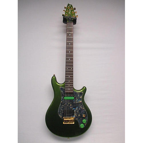 In Store Used Used 2000s Campbell American Precix Emerald Green Solid Body Electric Guitar